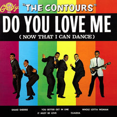 Contours - Do You Love Me