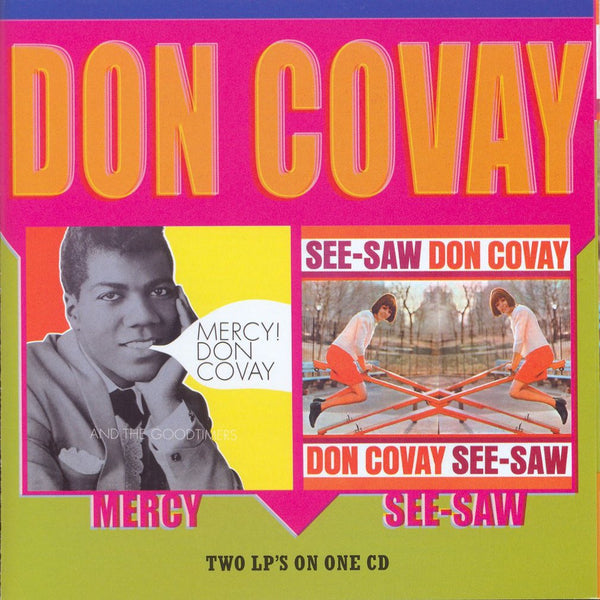 Covay, Don - Mercy + See Saw