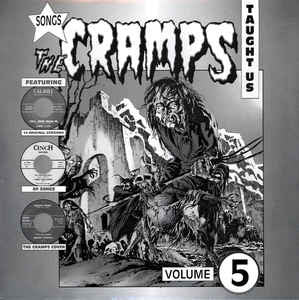 Songs The Cramps Taught Us Vol. 5|Various Artists