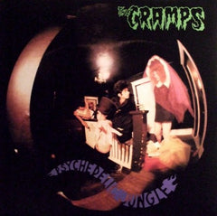Cramps|PSYCHEDELIC JUNGLE (Purple Vinyl)