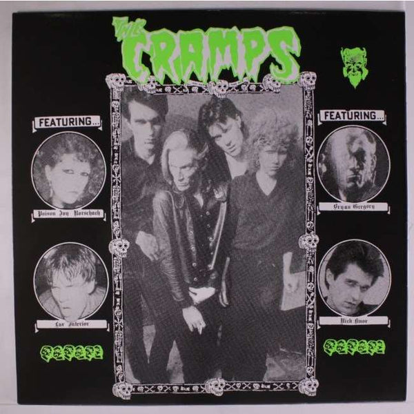 Cramps|De Lux Album (Green Vinyl)