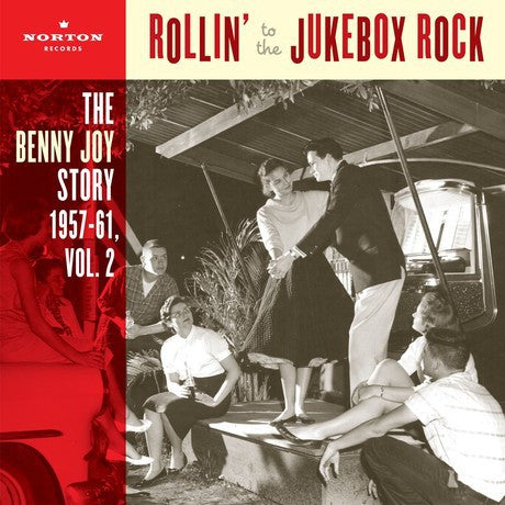Joy, Benny - Rollin' To The Jukebox Rock - - The Benny Joy Story Vol. 2