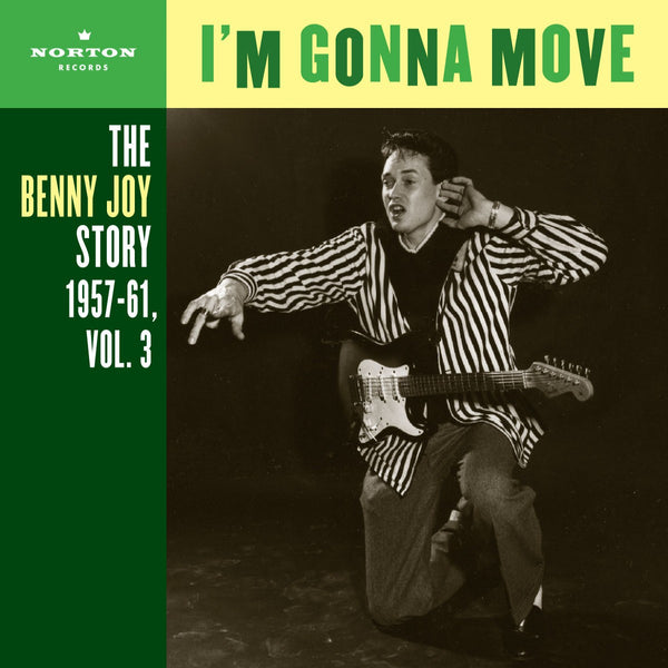 Joy, Benny - I'm Gonna Move - The Benny Joy Story Vol. 3