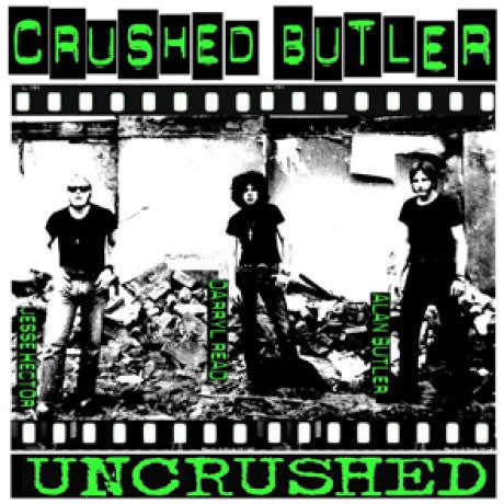 Crushed Butler|Uncrushed (Green Vinyl + Poster)