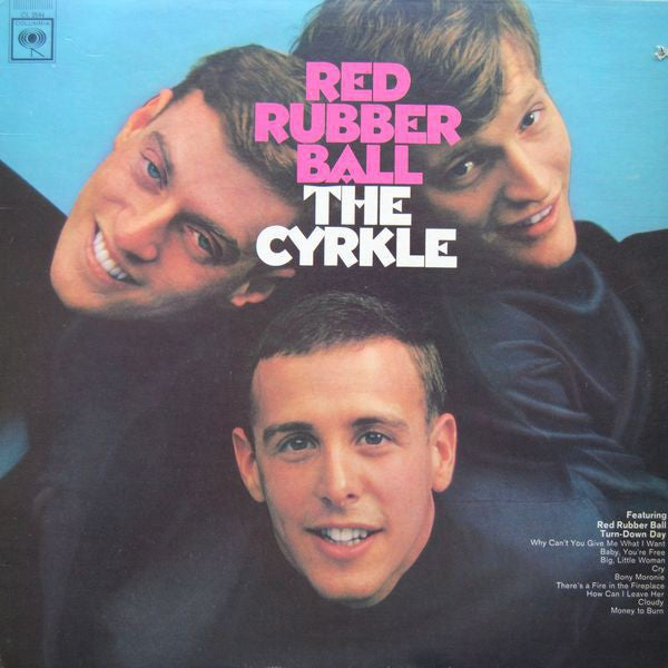 Cyrcle, The - Red Rubber Ball