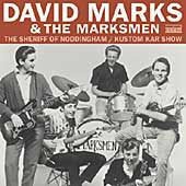Marks, David & The Marksmen  - The Sheriff Of Noddingham + Kustom Kar Show