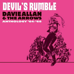 Allan, Davie  & The Arrows - Devil's Rumble (Anthology '64-'68)