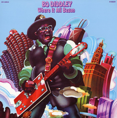 Diddley, Bo|Where It All Began