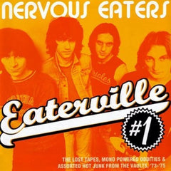 Nervous Eaters|Eaterville Vol. 1 - CD -