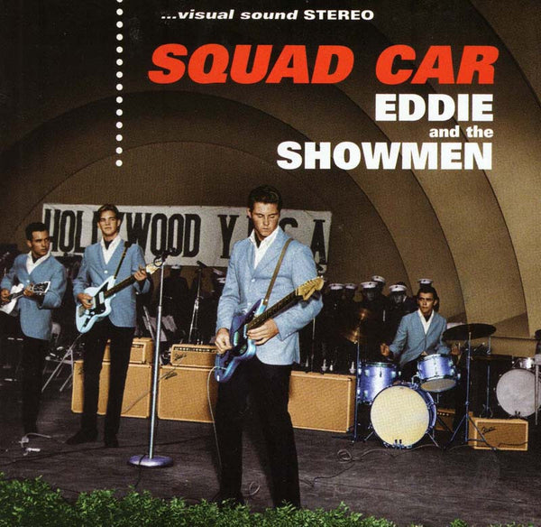 Eddie & The Showmen|Squad Car
