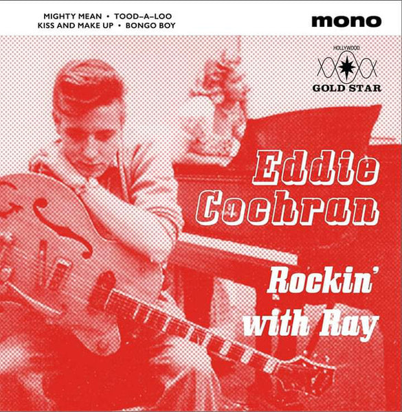 Cochran, Eddie|Rockin With Ray EP (ltd. Ed. 400 copies)