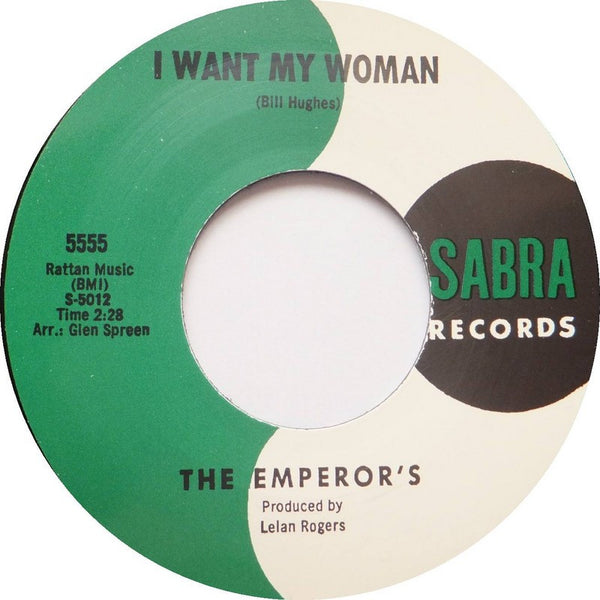 Emperors|I Want My Woman
