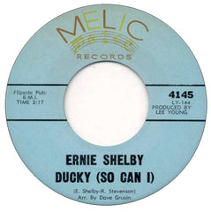 Shelby, Ernie|Ducky (So Can I)