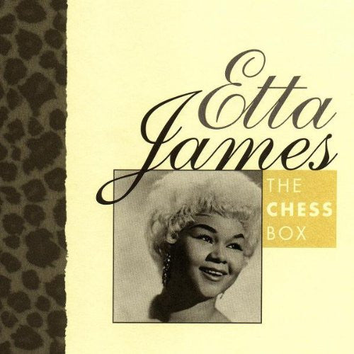 James, Etta|Chess Box 3CD **