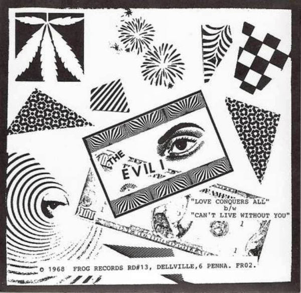 Evil I, The|Love Conquers All