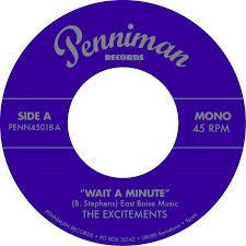 Excitements - Wait A Minute