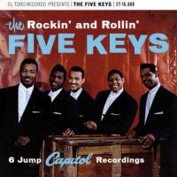 FIVE KEYS,THE|ROCKIN' AND ROLLIN' EP