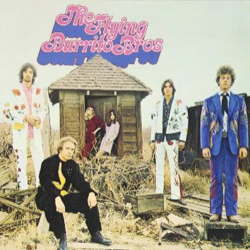 Flying Burrito Bros  - The Gilded Palace Of Sin (180 gr)