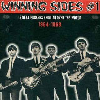 Winning Sides - 16 Beat Punkers From All Over The World - Various Artists