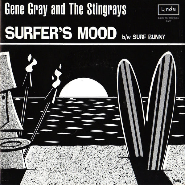 Gene Gray And The Stingrays - Surfer s Mood