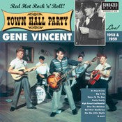 Vincent, Gene  - Live At Town Hall Party 1958 & 1959