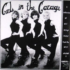 Girls In The Garage - Various Artists