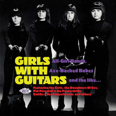 Girls With Guitars - Various Artists