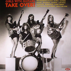Girls With Guitars - Take Over|Various Artists