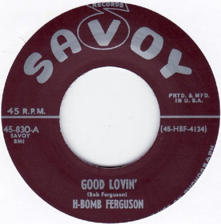 H-Bomb Ferguson|Bookies Blues