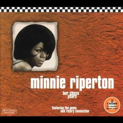 Riperton, Minnie - Her Chess Years