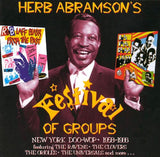 Herb Abramson's Festival Of Groups|Various Artists