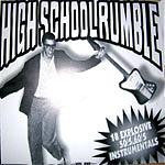 High School Rumble Vol. 1 - 18 Explosive 50's/60's Instrumentals - Various Artists