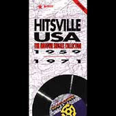 Hitsville USA : Motown Singles 1959-1971 - Various Artists