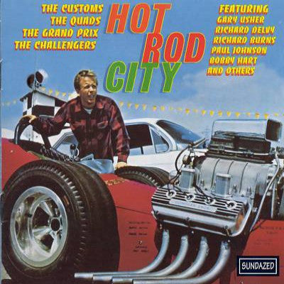 Hot Rod City - Various Artists