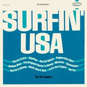 Hot Doggers, The  - Surfin U.S.A