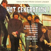 Hot Generation! 1960s Punk From Down Under - Various Artists