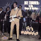 Turner, Ike   & His Kings Of Rhythm  - Ike's Instrumentals
