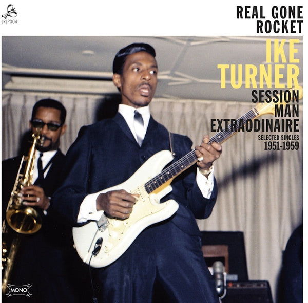 Turner, Ike|Real Gone Rocket