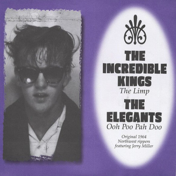 Incredible Kings/Elegants  - The Limp