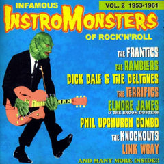 Infamous Instro Monsters Vol. 2|Various Artists