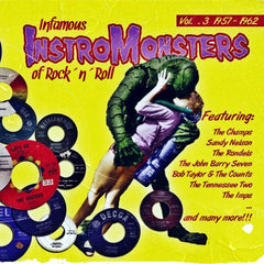 Infamous Instro Monsters Vol. 3|Various Artists