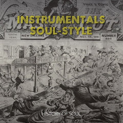 Instrumentals Soul Style - Various Artists
