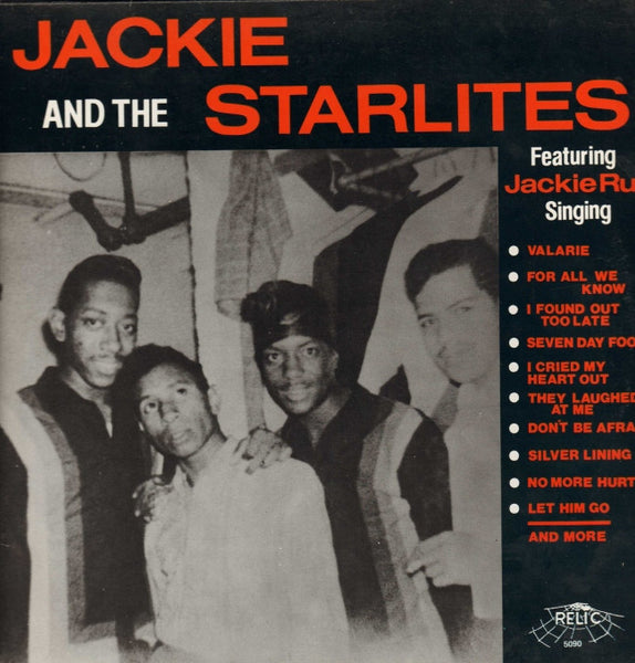 Jackie & The Starlites|S/T