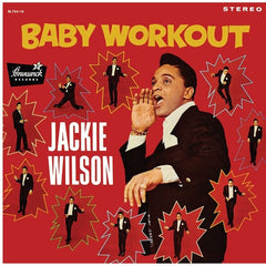 Wilson, Jackie - Baby Workout (De-Luxe 180 g Edition)