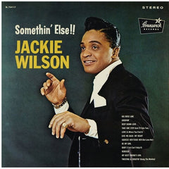 Wilson, Jackie - Somethin' Else (De-Luxe 180 g Edition)