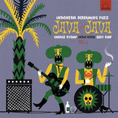 Java Java - Indonesia Screming Fuzz - Garage Stomp - Various Artists