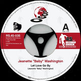 "Jeanette ""Baby"" Washington