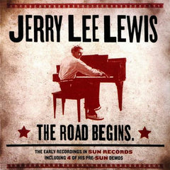 Jerry Lee Lewis - The Road Begins