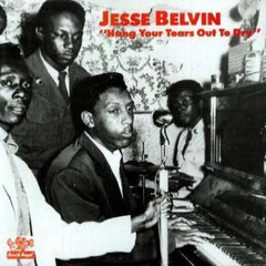 Belvin, Jesse - Hang Your Tears Out To Dry*