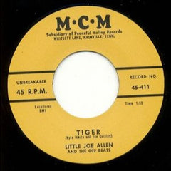 Little Joe Allen - Tiger
